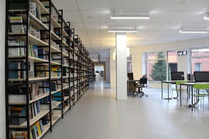 Library & Public Spaces Cleaning Services