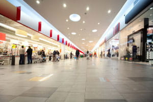 Retail Space & Shopping Centre Cleaning Services