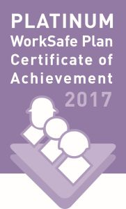 CSC Worksafe Accredited